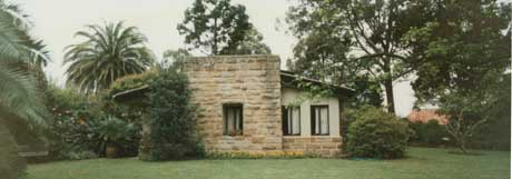 AGM and talk 'Redstone and the Winters' - Winter House, 34 Adderton Road, Dundas, Sydney - Sunday 26 October 2008, 2pm |