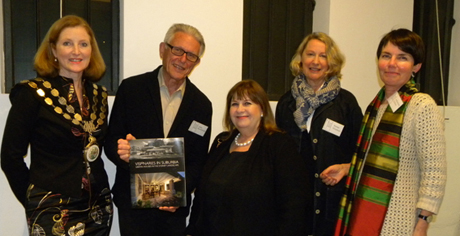 Visionaries in Suburbia book launch 17 September 2015 |  1