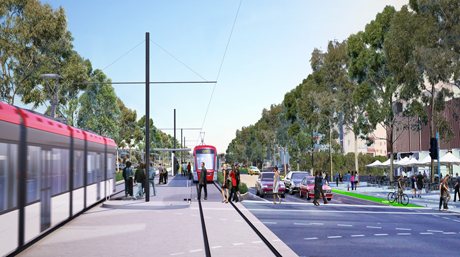 Canberra's light rail Capital Metro: Slow Tram Coming 11 September 2015 |